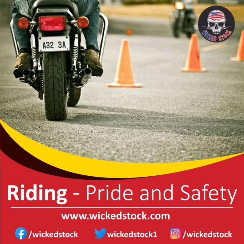 Riding - Pride and Safety