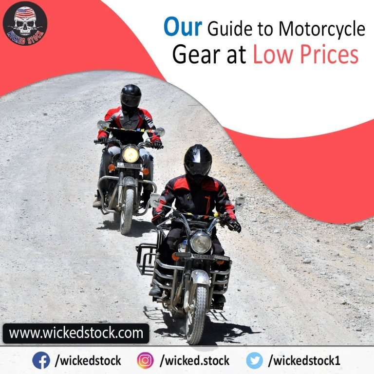 Guide to Motorcycle Gears