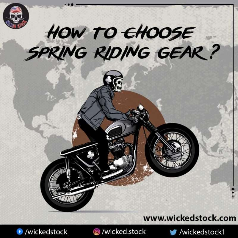 How to Choose Spring Riding