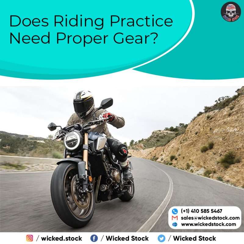 Does Riding Practice Need Proper Gear