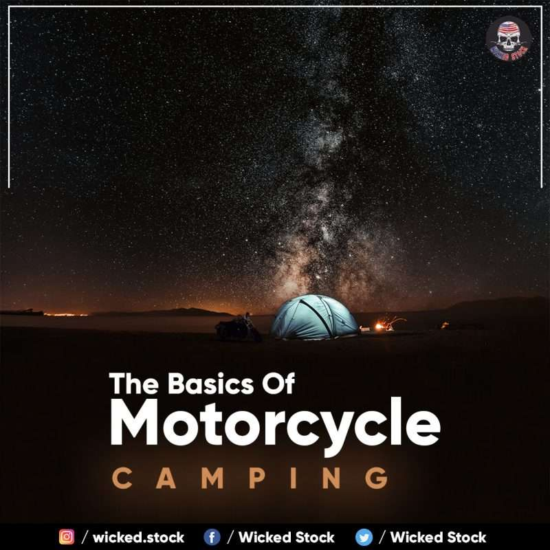The-Basics-Of-Motorcycle-Camping